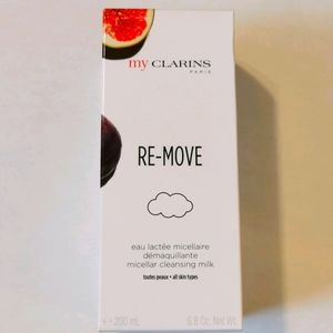 My Clarins re-move cleansing milk